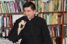 Być tam, gdzie są ludzie, czyli spotkanie z ks. Tomaszem Romantowskim 30.03.2017