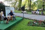 """""""Data ważności to sprawa umowna"""", czyli spotkanie z Robertem Górskim i Moniką Sobień-Górską 9 czerwca 2021 r."""