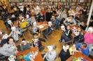 Halloween nie takie straszne, czyli warsztaty w bibliotece 24.10.2019 r.
