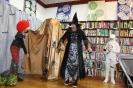 Halloween nie takie straszne, czyli warsztaty w bibliotece 24 października 2019 r.