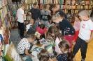 Książka artystyczna - warsztaty w międzyzdrojskiej bibliotece - 10.10.2019 r.
