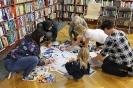Książkowe inspiracje - warsztaty w międzyzdrojskiej Bibliotece 19.09.2019 r.