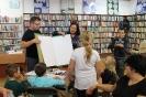 Książkowe inspiracje - warsztaty w międzyzdrojskiej Bibliotece 19 września 2019 r.