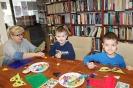 Lekcja biblioteczna dla dzieci z Przedszkola