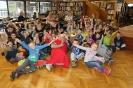 Lekcja biblioteczna dla przedszkolaków 14.01.2020 r.