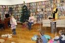 Lekcja biblioteczna dla przedszkolaków 18.12.2018 r.