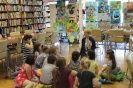 Lekcja biblioteczna dla przedszkolaków