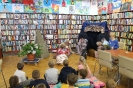 Lekcja biblioteczna dla przedszkolaków 29.05.2019 r.