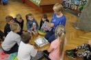 Lekcja biblioteczna dla przedszkolaków 29 maja 2019 r.
