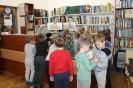 Lekcja biblioteczna w międzyzdrojskiej bibliotece - 18 marca 2019 r.