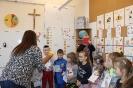 Lekcja biblioteczna w Wapnicy 21 listopada 2018 r.
