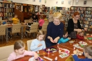 Lew w bibliotece, czyli zajęcia plastyczne dla przedszkolaków