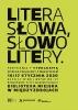 """""""Litera słowa, słowo litery"""" – 2 dni o typografii 16 i 17 stycznia 2020 r. - zapowiedź"""