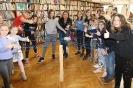 Półmetek ferii w bibliotece - 2020 r.