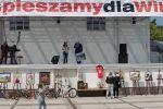 """""""Pospolite ruszenie"""" dla Wiktora w Międzyzdrojach 15.05.2021 r."""