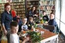 Rodzinne warsztaty wielkanocne w bibliotece 08.04.2019 r.