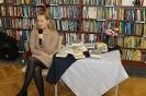 Spotkanie z Agatą Kołakowską - 01.10.2018 r.