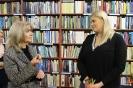 Spotkanie z Elżbietą Romanowską 09.11.2017 r.