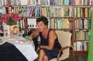 Spotkanie z Hanną Samson 29.08.2017 r.
