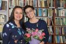 Spotkanie z Iloną Felicjańską 27.04.2017 r.