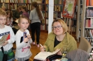 Spotkanie z Justyną Bednarek