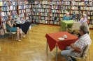 Spotkanie z Krystyną Mirek 11.06.2018