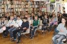 Spotkanie z Renatą Piątkowską i Malwiną Kożurno 18 kwietnia 2018 r.