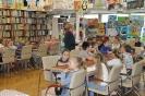 Warsztaty literacko-plastyczne z Anną Piecyk - 08.06.2017
