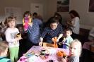 Warsztaty plastyczne w Wapnicy 25.04.2017 r.