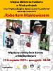Wieczór z Robertem Makłowiczem 13 listopada 2019 r. - zapowiedź