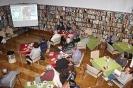 """""""Wspominamy razem"""" sołectwa w międzyzdrojskiej bibliotece 16 stycznia 2019 r."""