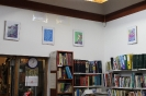 Wystawa mangi w międzyzdrojskiej bibliotece