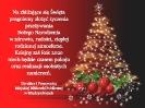 Życzenia świąteczne i na Nowy Rok