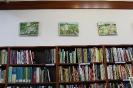 """""""Z miłości do natury"""" - wystawa malarstwa Jadwigi Glazer lipiec-sierpień 2019 r."""