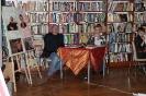 Zimowy wieczór poezji w międzyzdrojskiej bibliotece - 21.02.2019 r.